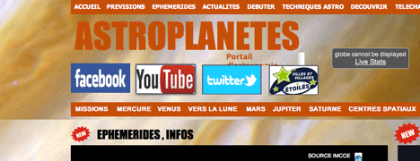 Astroplanetes