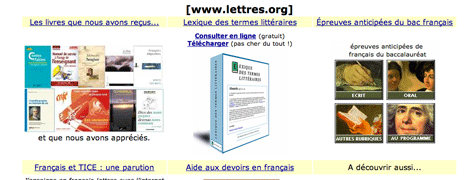 Lettres.org