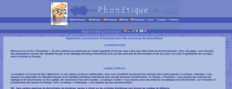 Phonetique.free.fr