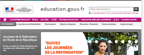 Education.gouv.fr