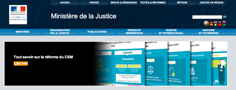 Justice.gouv.fr